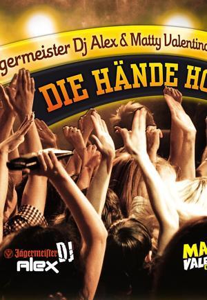 Jägermeister DJ Alex & Matty Valentino