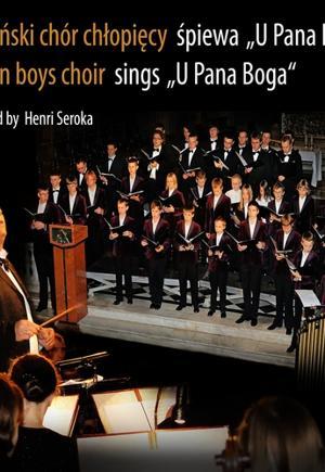 Poznan boys choir