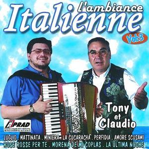L'ambiance italienne, vol. 3 (Accordéon)
