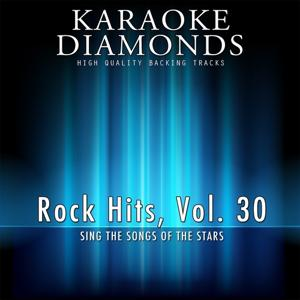 The Best for Rock Musicians, Vol. 30 (Karaoke Version)