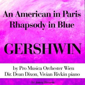 Gershwin : An American in Paris, Rhapsody in Blue