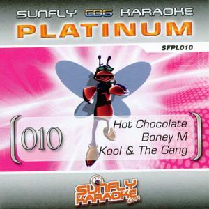 Sunfly Platinum 10 Hot Chocolate, Boney M & Kool & The Gang