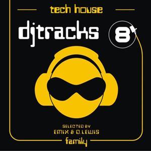 Dj Tracks, Vol. 8 (Tech House)