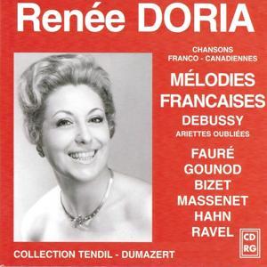 Mélodies françaises (Chansons franco-canadiennes)