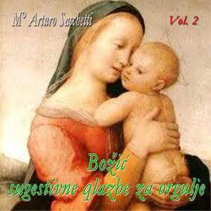Božić: sugestivne qlazbe za orgulje, vol. 2