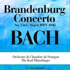 Bach: Brandenburg Concerto No. 3 in G Major, BWV 1048 (Concerto Brandebourgeois N°3)