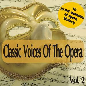 Classic Voices Of The Opera Vol. 2
