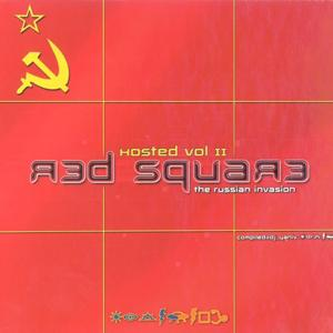 Hosted Vol. II - Red Square (compiled by DJ Yaniv)
