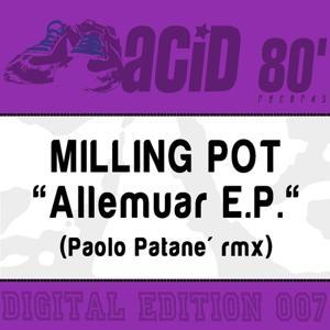 Allemuar - EP