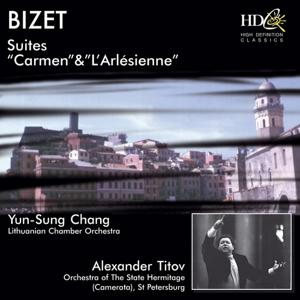 Bizet (Suites: Carmen & L'arlésienne)