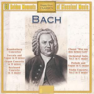 Bach (50 Golden Moments of Classical Music)