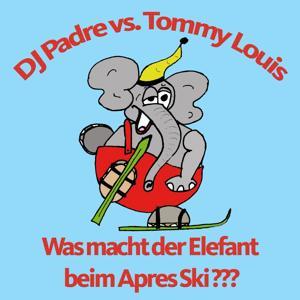 Was macht der Elefant beim Apres Ski