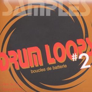 Samples: Drums Loops, Vol. 2 (Boucles de batterie)