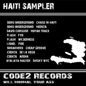 Haiti sampler