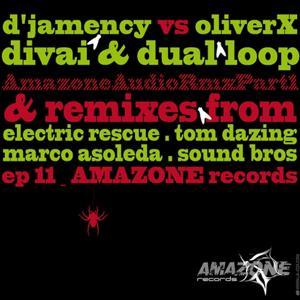Amazone audio remixes part 1