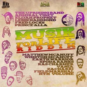 Musik for Life (Riddim Compilation)