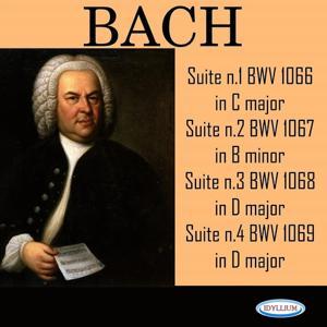 Bach: Suites N° 1-4, BWV 1066-1069