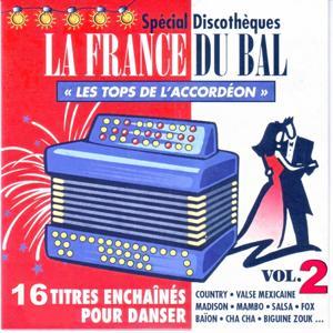 La France du bal vol.2 / Les tops de l'accordéon