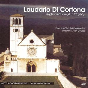 Laudario di Cortona (Mystère médiéval du XIIIe siècle)