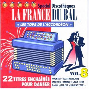 La France du bal, vol. 8 : Les tops de l'accordéon