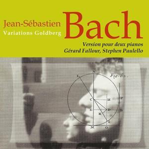 Jean-Sébastien Bach variations Goldberg Version pour deux pianos de Joseph Rheiberger / Max Reger