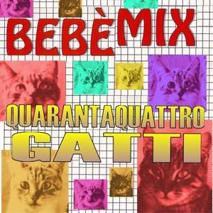 Quarataquattro gatti