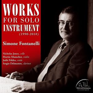 Fontanelli: Works for Solo Instrument