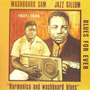 Harmonica and Washboard Blues 1937-1940 (Blues for Ever)