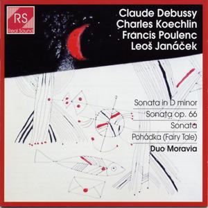 Debussy, Koechlin, Poulenc and Janácek : Sonatas for Violoncello and Piano