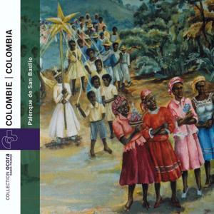 Colombie - Palenque de San Basilio (Colombia - Palenque of San Basilio)