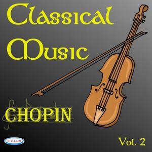 Frédéric chopin: classical music vol.2