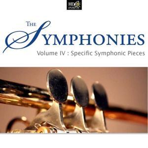 The Symphonies Vol. 4 : Specific Symphonic Pieces (Unique Elements Of Haydn's Symphonies)