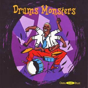 Drums Monsters