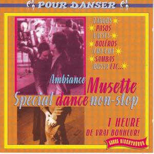 Ambiance Musette pour danser
