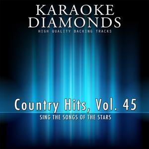 The Best for Country Musicians, Vol. 45 (Karaoke Version)