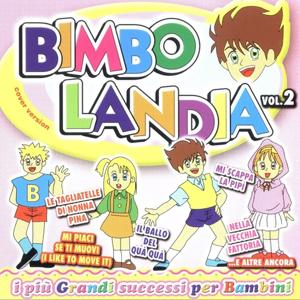 Bimbo Landia Vol. 2 Cover Version