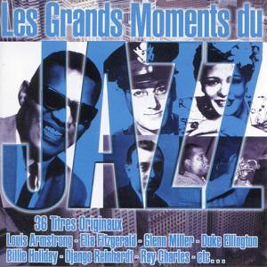 Les grands moments du jazz (36 grands classiques du jazz)