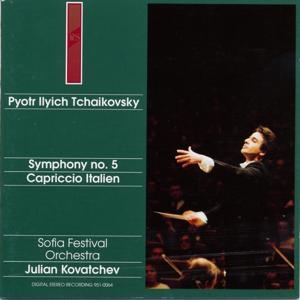 Pyotr Ilyitch Tchaikovsky: Symphony N° 5 / Capriccio italien