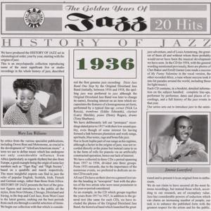 History Of Jazz 1936