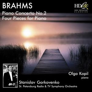 Piano Concerto No.2; Four Pieces for Piano, Op.119