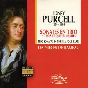 Purcell : Sonates en trio à trois & quatre parties