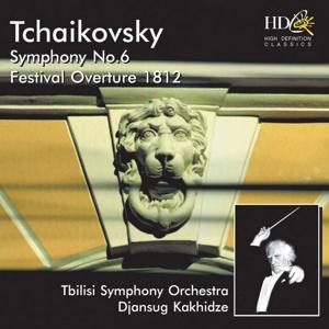 Symphony No.6 in B Minor, Op.74, Pathétique; Festival Overture 1812, Op.49