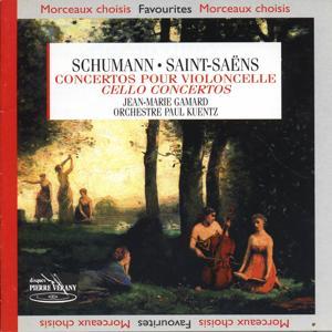 Schumann Saint-Saëns : Concertos pour violoncelle