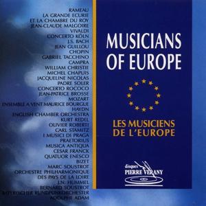 Les musiciens de l'Europe
