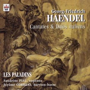 Haëndel : Cantates & duos italiens