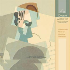 Amerikanische Musik für Mandoline und Gitarre, Vol. 3