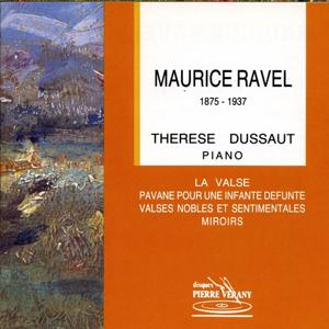 Ravel : Thérèse Dussaut