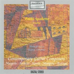 Contemporary Guitar Composers (Portrait for a Guitar Virtuoso)