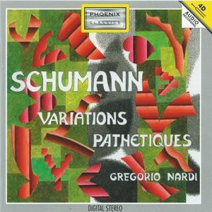 Robert Schumann: Variations pathétiques