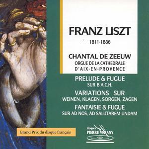 Liszt : Œvres pour orgue